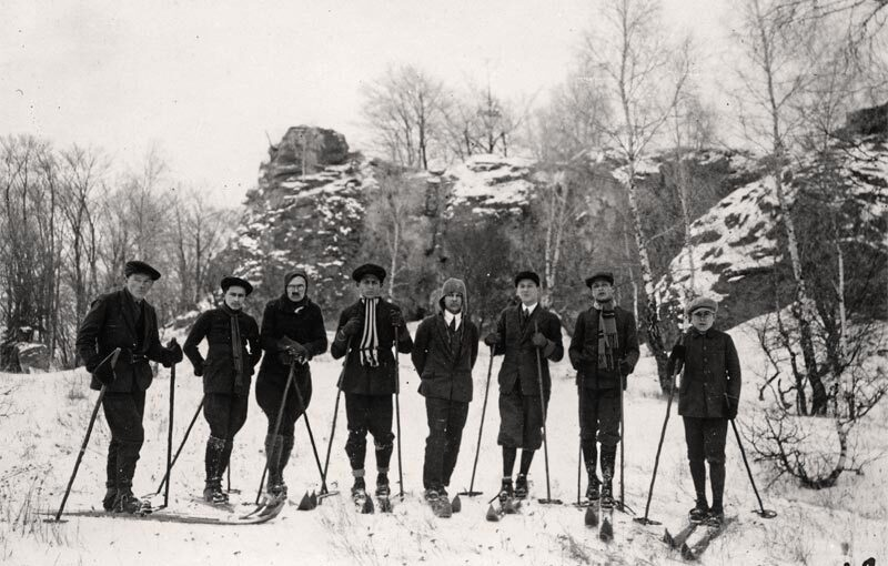 «Інтересний відчит», або як Іван Боберський популяризував зимові види спорту в Галичині