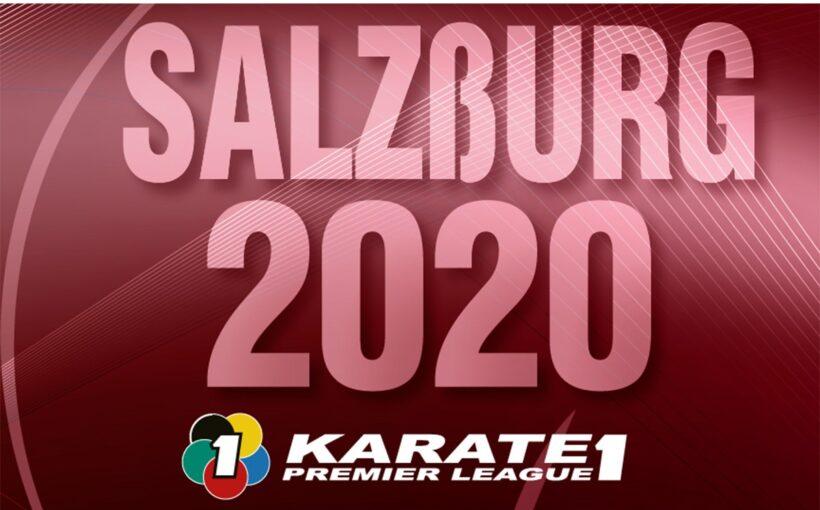 Семеро львів'ян виступить на третьому етапі Прем'єр-Ліги Karate1 2020 в Австрії
