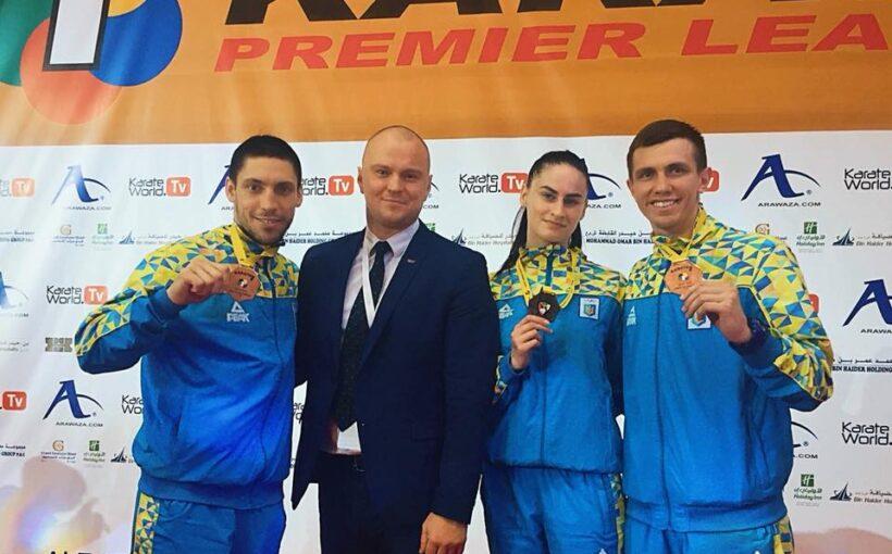 На етапах Прем'єр-Ліги Karate1 в Дубаї львів'яни завжди здобували медалі: як буде цього разу?