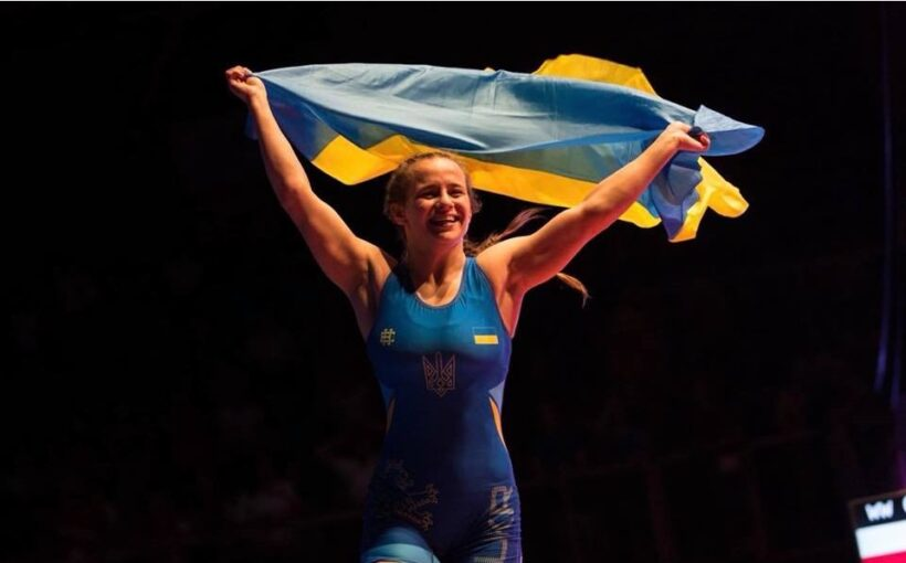 Борчиня Ангеліна Лисак стала найкращою спортсменкою Львівщини за підсумками січня 2020 року