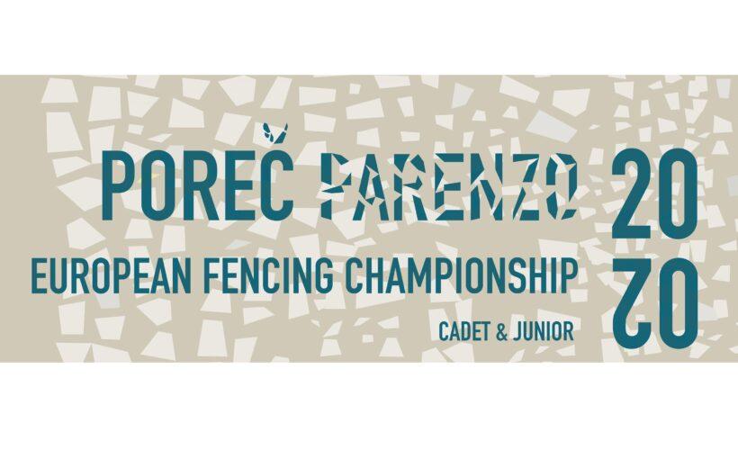 Троє львів'ян виступлять на чемпіонаті Європи з фехтування серед кадетів і юніорів у Хорватії
