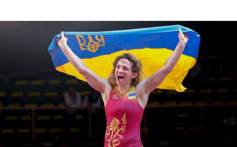 """Юлія ТКАЧ: """"Хотіла би нарешті виграти олімпійську медаль щоб моя спортивна кар'єра мала приємне завершення"""""""