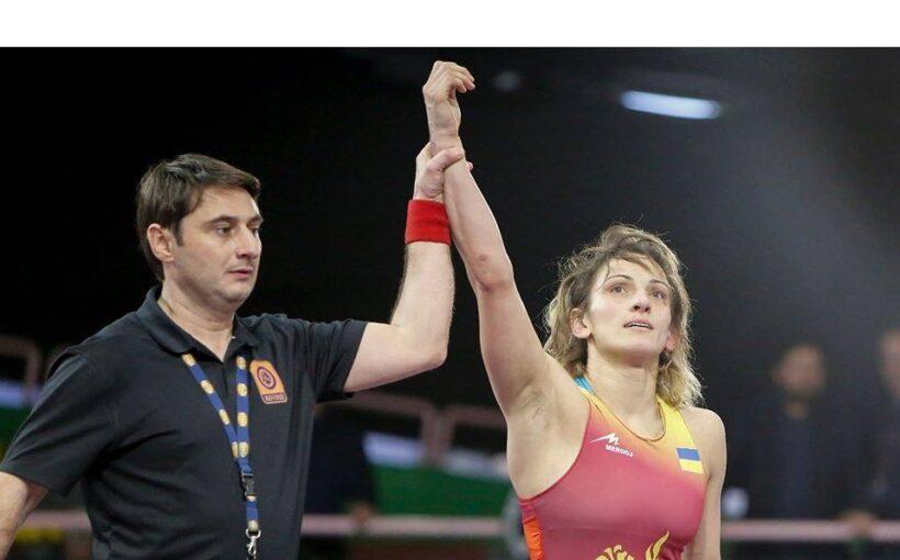 Юлія Ткач перемогла росіянку і стала чемпіонкою Європи!
