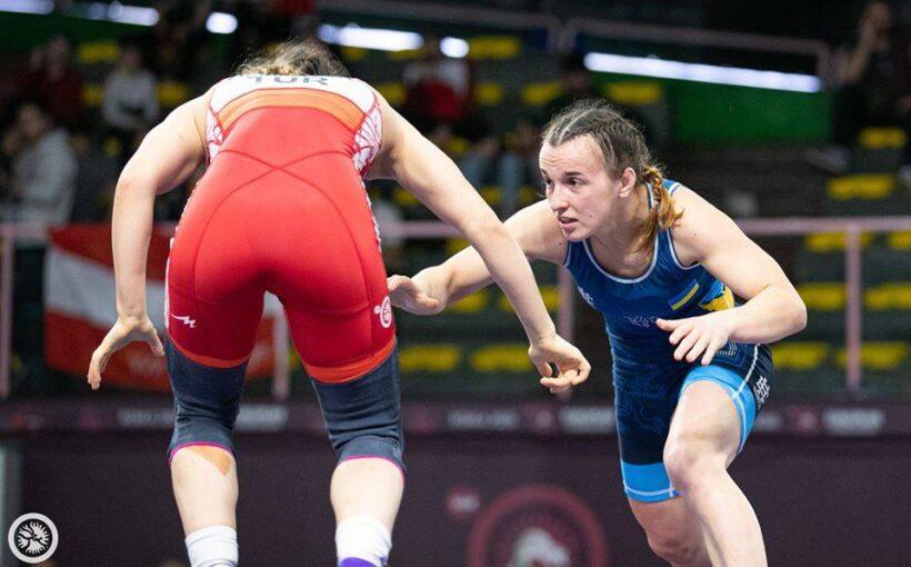Оксана Лівач стала срібною призеркою чемпіонату Європи