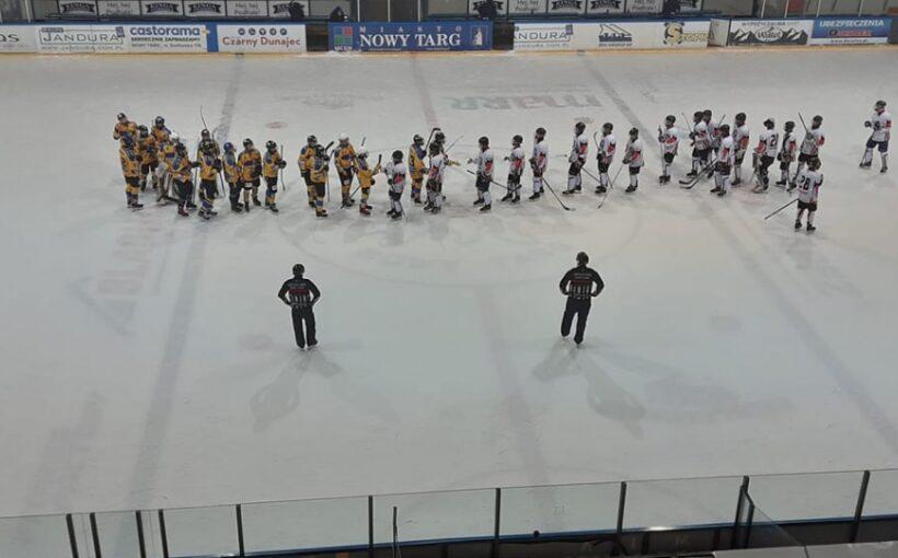 """""""Галицькі Леви"""" в Польщі пробилися до фінального етапу Карпатської Молодіжної Хокейної Ліги U16"""