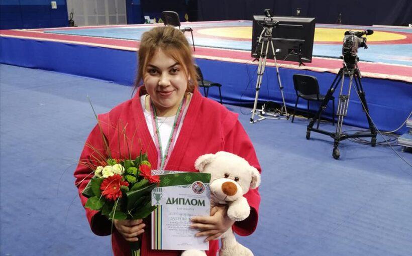 Василина-Ірина Кириченко стала бронзовою призеркою Міжнародного турніру з самбо на призи Президента Республіки Білорусь