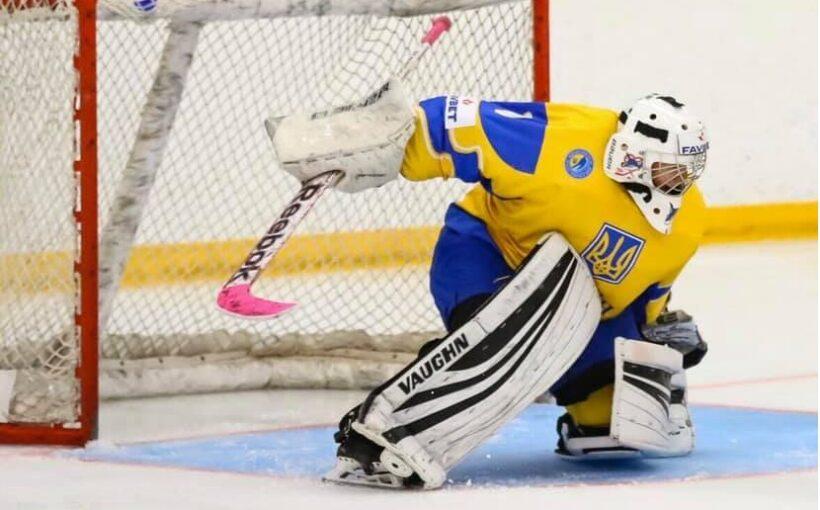 Львів'янка Наталія Козачук стала найкращим гравцем матчу чемпіонату світу з хокею проти збірної Хорватії