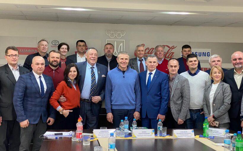 В Києві відбулися семінар-нарада з регіональними відділеннями НОК України і засідання Комісії «Осередки НОК України»