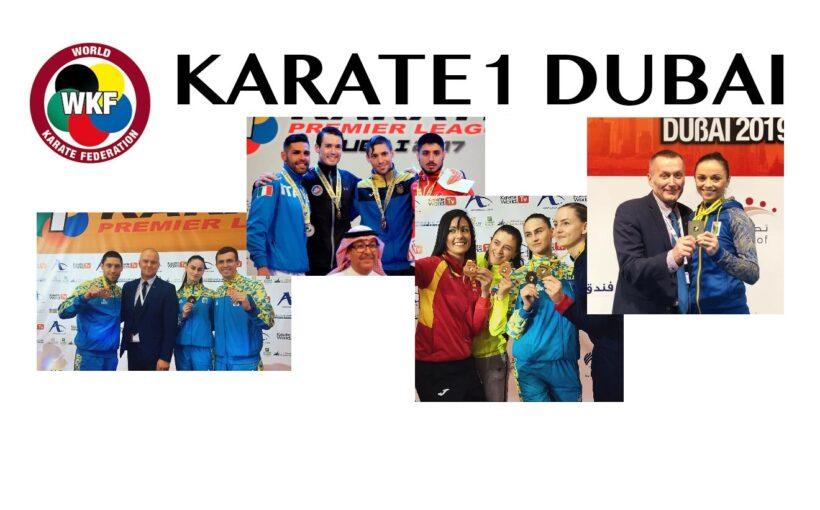 Львів'яни перервали медальну традицію на етапах Прем'єр-Ліги Karate1 в Дубаї