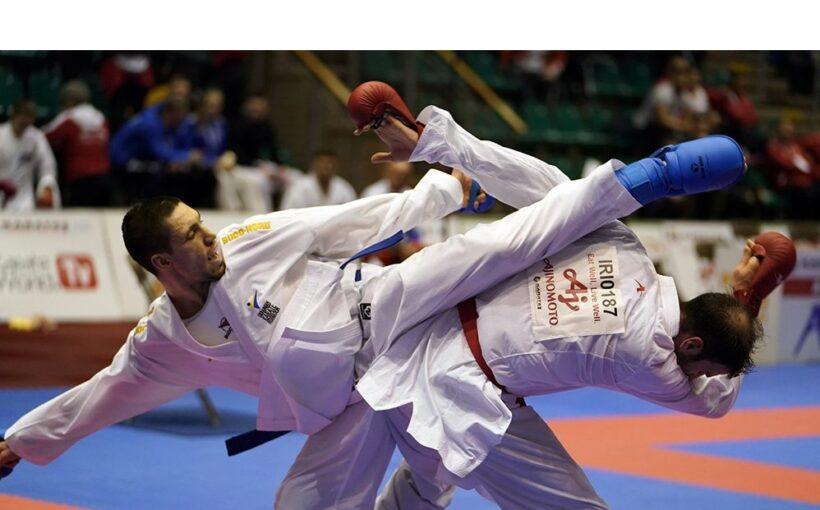 """Станіслав Горуна пробився до фіналу третього етапу Прем'єр-Ліги Karate1 2020 в Австрії і за """"золото"""" позмагається з лідером олімпійського рейтингу"""