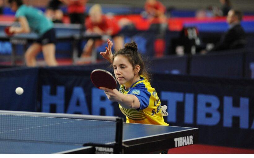 Соломія Братейко пробилася до 1/8 фіналу на чемпіонаті Європи U-21 з настільного тенісу в Хорватії
