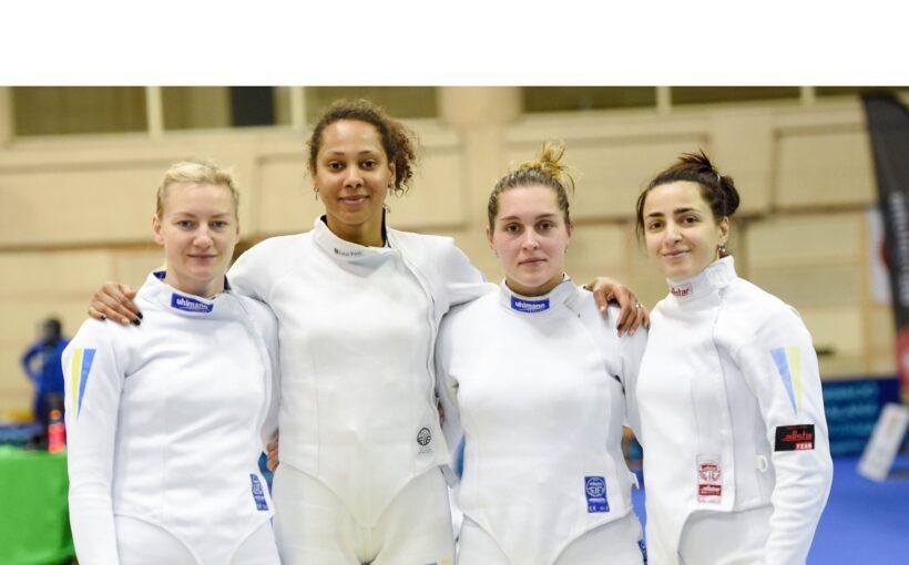 Троє львів'янок сьогодні стартують на Grand Prix Budapest з фехтування на шпагах