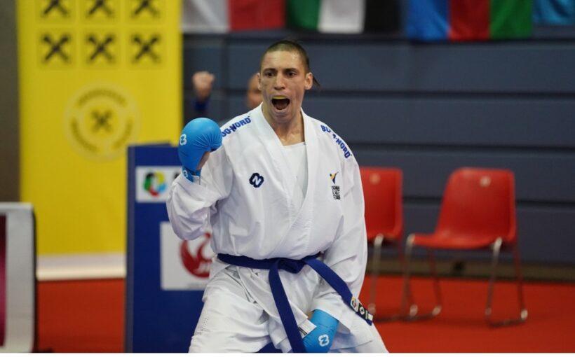 """""""Срібло"""" на етапі Прем'єр-Ліги в Австрії суттєво наблизило Станіслава Горуну до здобуття олімпійської ліцензії"""