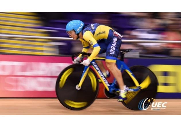 Олена Старікова стала 9-ю в гіті на чемпіонаті світу з велоспорту на треку в Німеччині