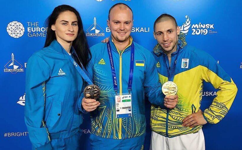 Антон Нікулін став найкращим тренером України 2019 року з карате