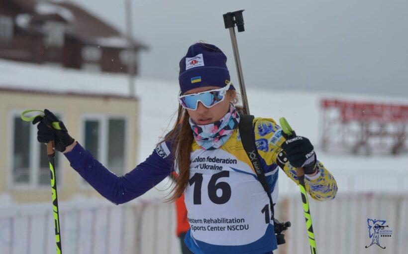 Юлія Городна стала 41-ю в спринті на юніорському чемпіонаті Європи з біатлону в Австрії
