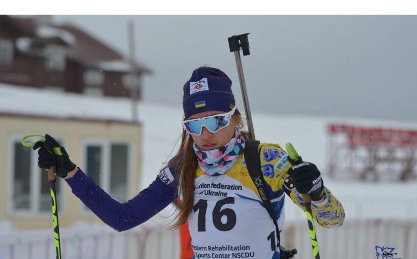 Юлія Городна виступить на юніорському чемпіонаті Європи з біатлону в Австрії