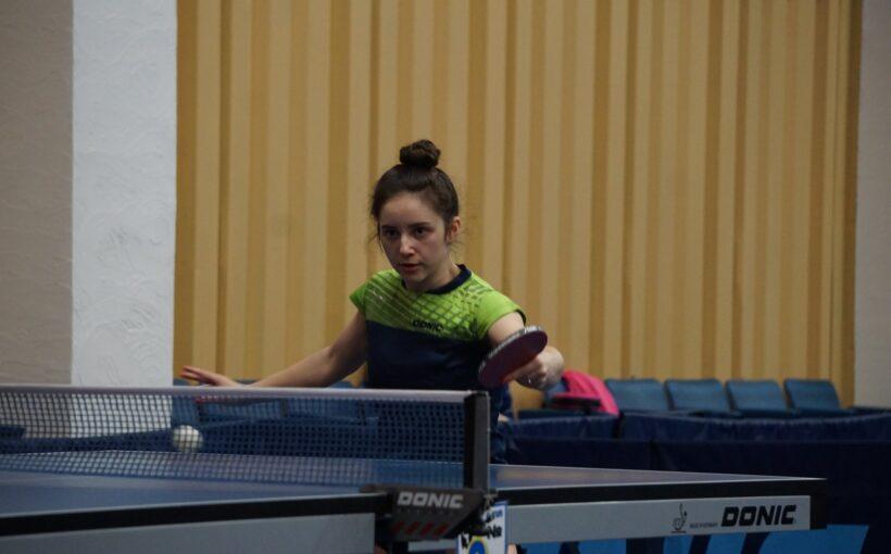 Соломія Братейко з двох перемог стартувала на чемпіонаті Європи U-21 з настільного тенісу в Хорватії