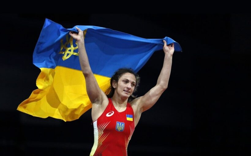7 стереотипів про жіночу боротьбу: спростовує чемпіонка світу Юлія Ткач