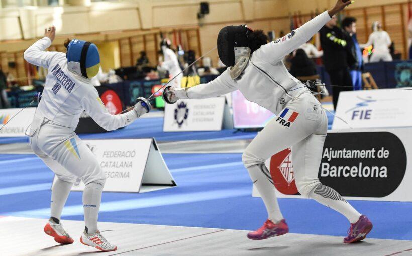 Ксенія Пантелеєва пробилася до 1/32 фіналу етапу Grand Prix Budapest з фехтування на шпагах