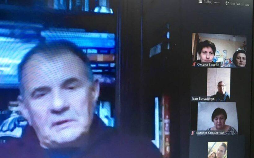 Чимала група провідних фахівців спорту Львівщини взяла участь в онлайн лекції НОК України