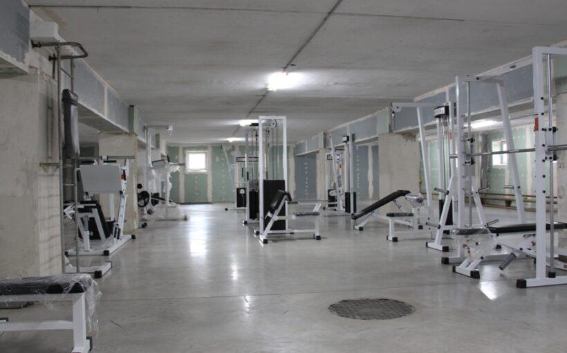 У Дрогобицькій ДЮСШ готують до відкриття тренажерний зал: вартість тренажерів – 0,5 млн
