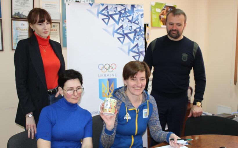Відділення НОК України у Львівській області разом з іншими регіональними осередками розпочало участь в національній естафеті Олімпійського дня 2020