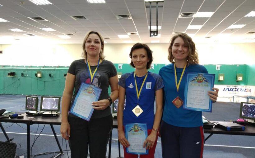Львівські стрільці впевнено виграли загально-командному першість на Відкритому чемпіонаті України