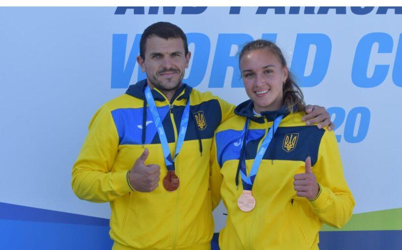Каноїст Віталій Вергелес – найкращий спортсмен Львівщини за підсумками вересня-2020
