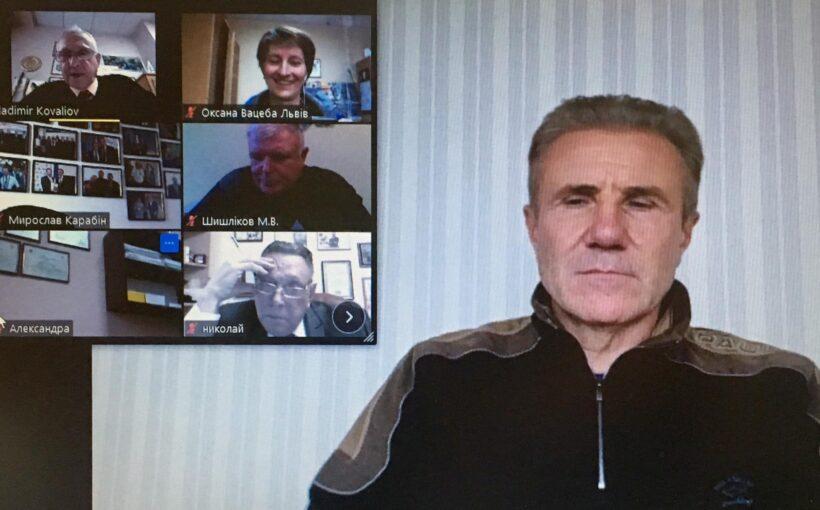 Уславлені львівські олімпійці взяли участь у всеукраїнському семінарі НОК України