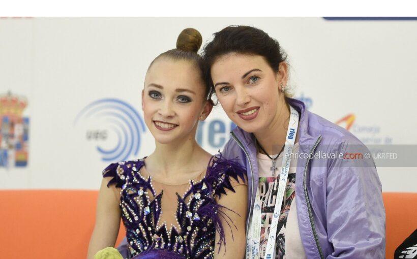 Ірина РУДА: «Христина Погранична налаштована боротися за своє місце в команді на Олімпійських іграх»