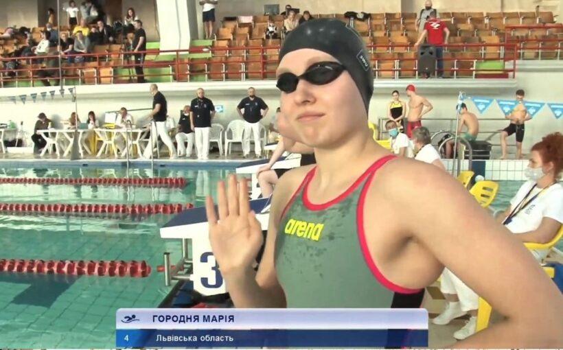 15-річна Марія Городня – найкраща спортсменка Львівщини за підсумками березня 2021 року!