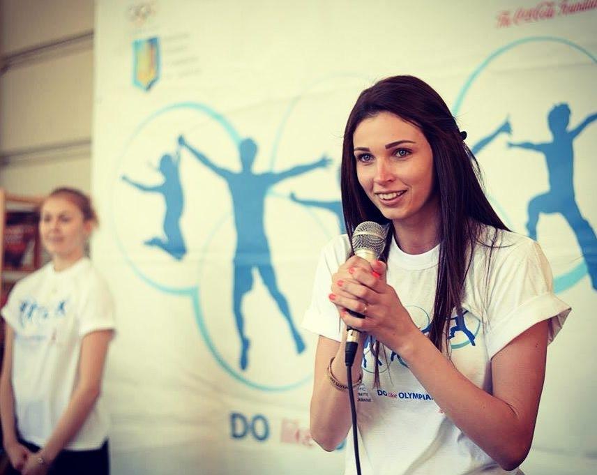 Вікторія ЛЕНИШИН: «Я живу і насолоджуюся, тому що займаюся улюбленою справою»