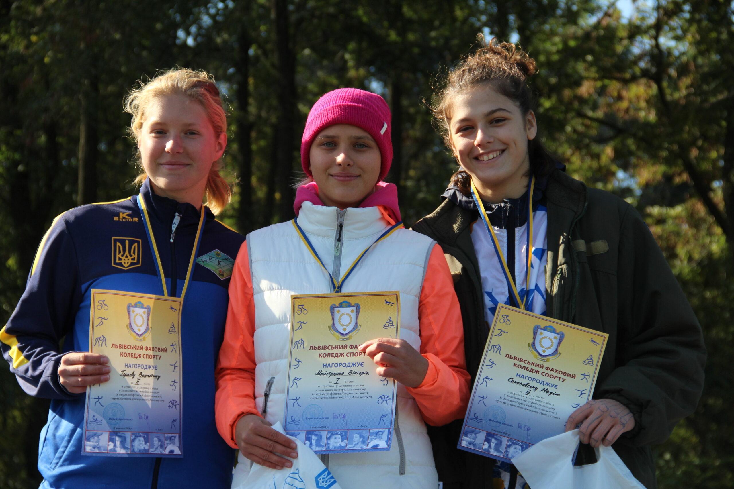 «Олімпійський тиждень» у Львівському спортколеджі завершився тестуваннями із загальної фізичної підготовленості